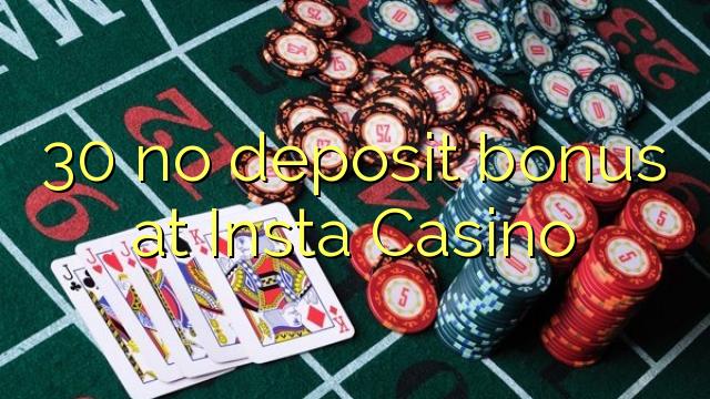 insta casino no deposit bonus code