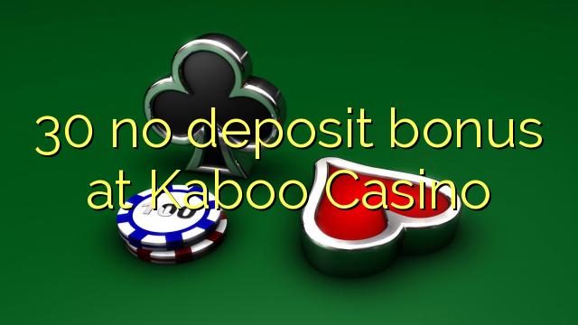 30 bonus