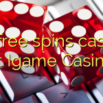 35 free spins casino at Igame Casino