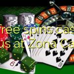 35 free spins casino bonus at Zona  Casino