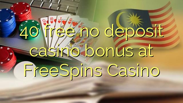 free spins online casino no deposit canada