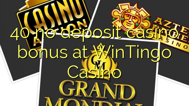 40 no deposit casino bonus at WinTingo Casino