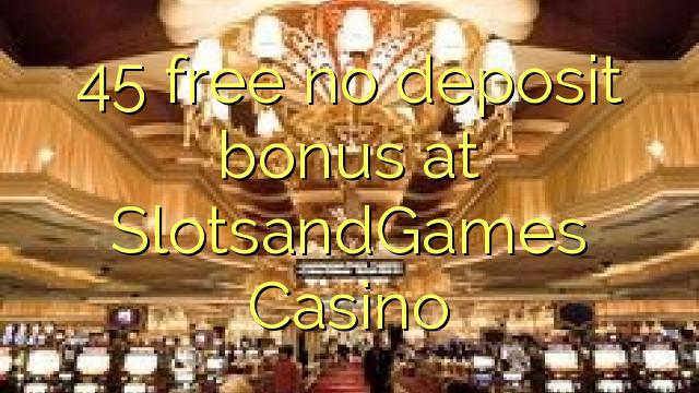 online casino no deposit bonus  slot games
