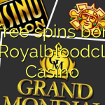 45 free spins bonus at Royalbloodclub Casino