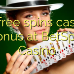 45 free spins casino bonus at BetSpin Casino