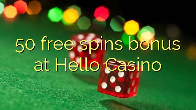 50 tasuta keerutab boonus Tere Casino