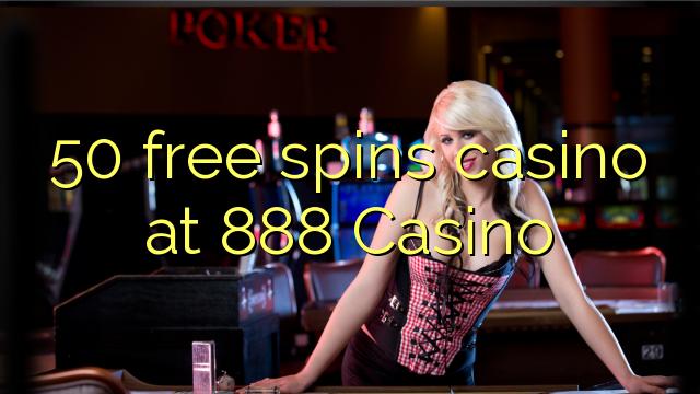 50 livre gira casino em 888 Casino