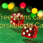 50 free spins casino at Norskelodd Casino