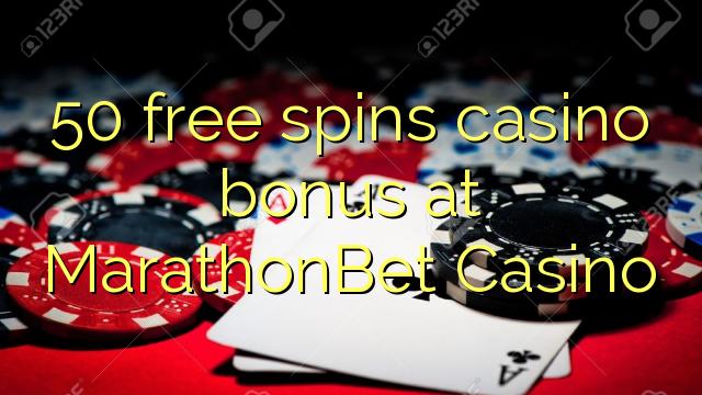 50 bônus livre das rotações casino em MarathonBet Casino