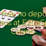 55 free no deposit bonus at ExtraSpel Casino