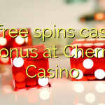 55 free spins casino bonus at Cherry Casino