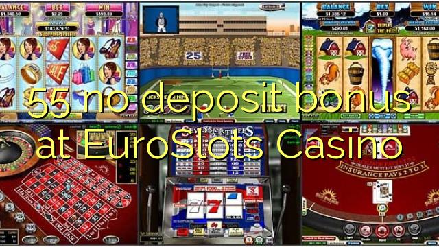 euro slots casino no deposit bonus
