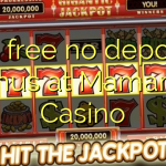 60 free no deposit bonus at Mamamia Casino