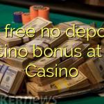 60 free no deposit casino bonus at So  Casino