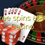 60 free spins at 7Red Casino