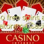 60 free spins at Gratorama Casino
