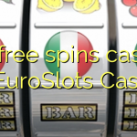 60 free spins casino at EuroSlots Casino