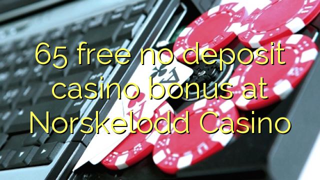 65 gratis geen deposito bonus by Norskelodd Casino