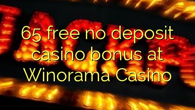 65 нест бонус амонатии казино дар Winorama Казино озод