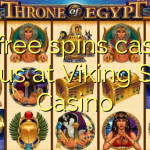 65 free spins casino bonus at Viking Slots Casino