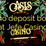 65 no deposit bonus at Jefe Casino