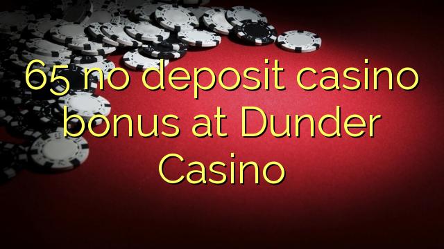 dunder casino no deposit