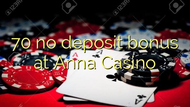70 без депозит бонус на Ана Казино