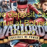 70 no deposit casino bonus at Bohemia Casino