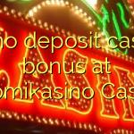 70 no deposit casino bonus at Suomikasino Casino