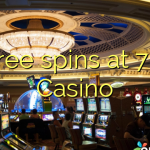 75 free spins at 7Red Casino