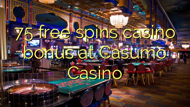 casumo casino free spins no deposit