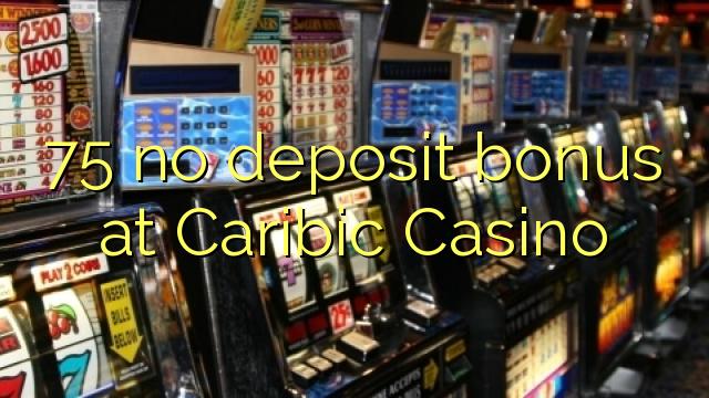 caribic casino no deposit bonus 2019