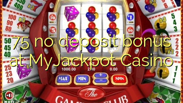 my jackpot casino no deposit