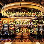 80 free no deposit casino bonus at room Casino