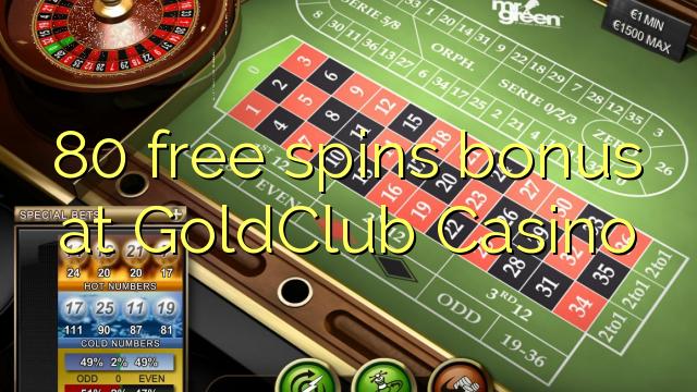 casino online 80 free spins