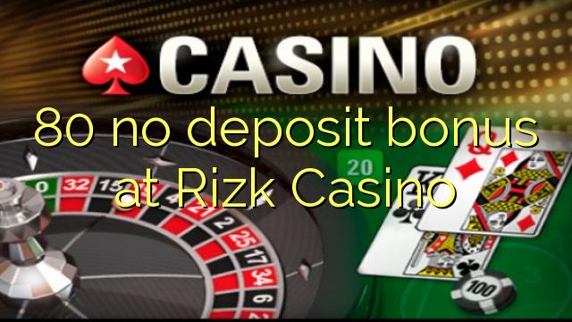 rizk casino bonus code