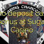 80 no deposit casino bonus at Sugar Casino