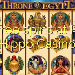 85 free spins at Play Hippo Casino