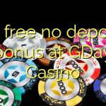 90 free no deposit bonus at GDay  Casino