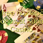 90 free no deposit bonus at Sugar Casino