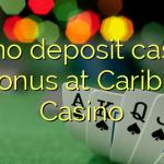90 no deposit casino bonus at Caribic  Casino