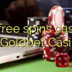 95 free spins casino at Goldbet Casino