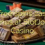 95 free spins casino bonus at SlotJoint Casino