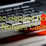 95 no deposit bonus at Norges Casino