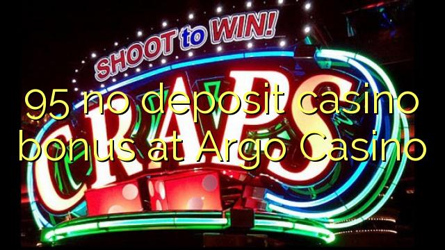 no deposit bonus codes argo casino