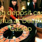 95 no deposit casino bonus at Devilfish Casino