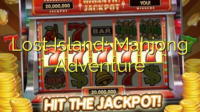 Lost Island: Mahjong piedzīvojumu