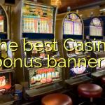 The best Casino bonus banners