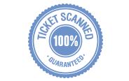 ticket scan guarantee
