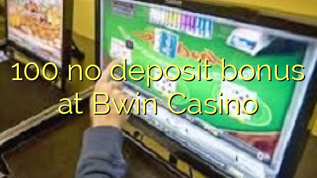Bwin mobile poker no deposit